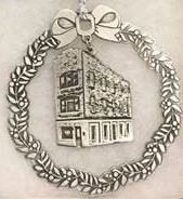 2017 Town Ornament
