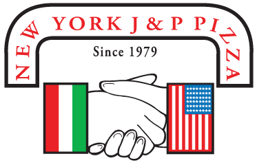 New York J&P PIzza Logo