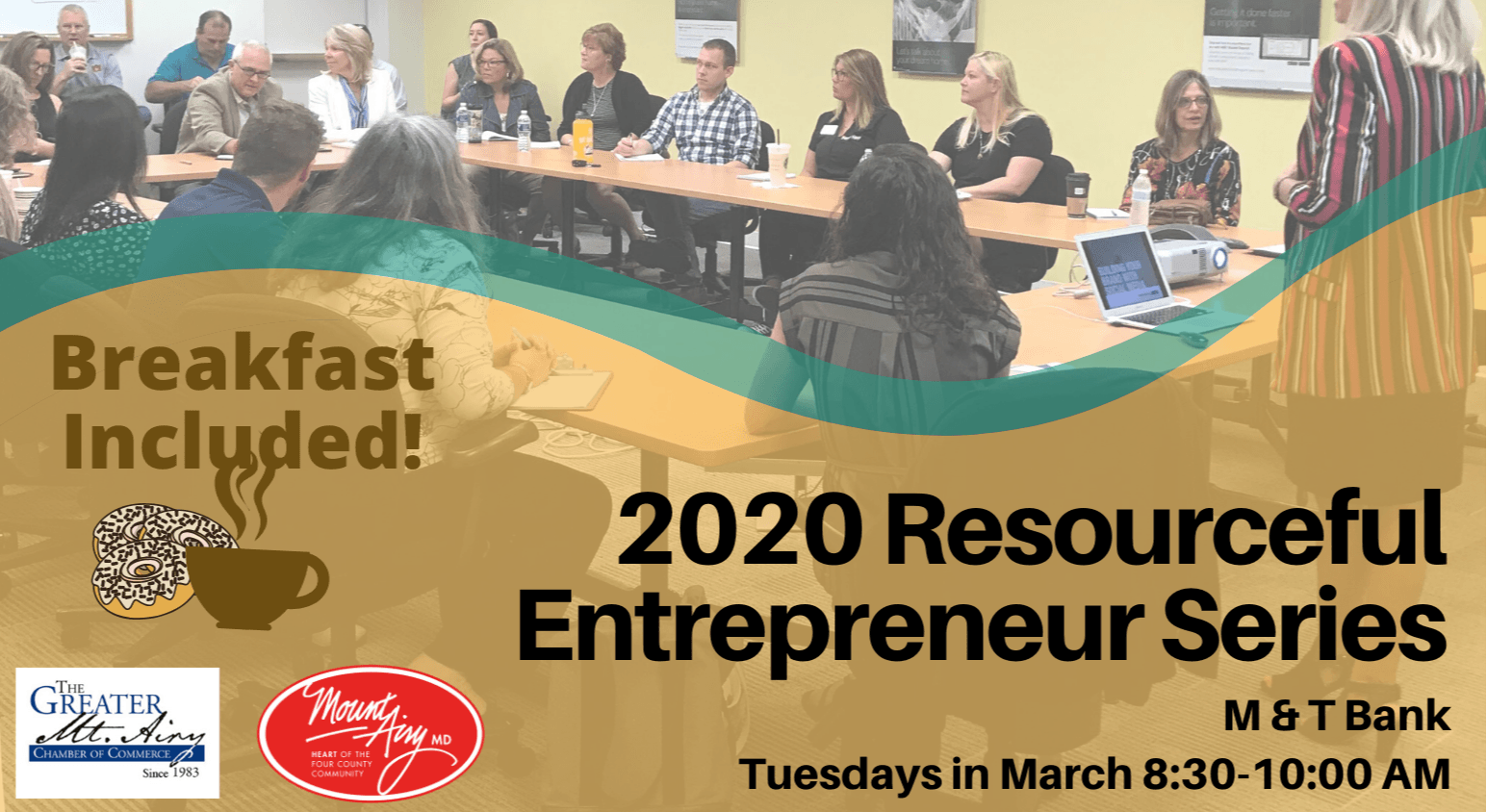 2020 Resourceful Entrepreneur Series